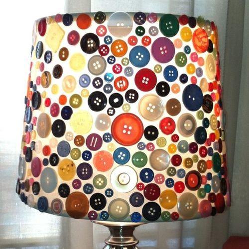 gombos lámpaernyő