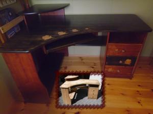 Az átalakult asztal