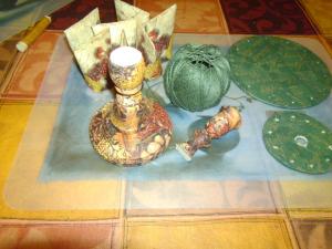 A váz készítése
