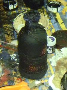 Fekete festés